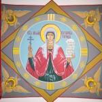 реставрация росписей храма
