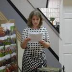 Ревдова Елена Анатольевна читает доклад