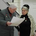 ветеран ВОВ Бордонос Юрий Фёдорович