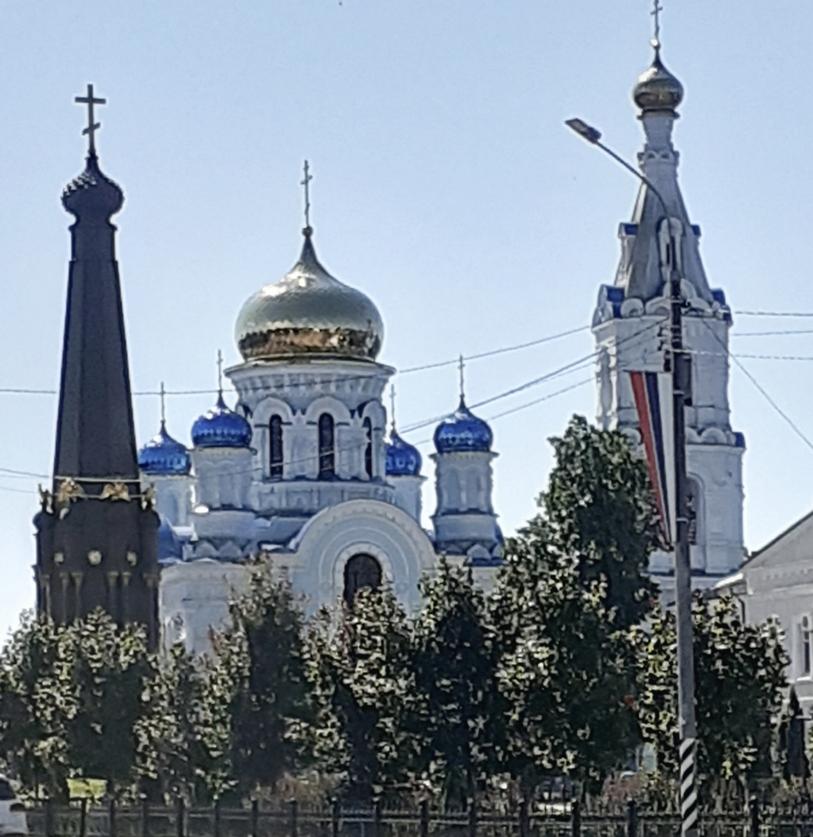 Собор Успения Пресвятой Богородицы, город Малоярославец