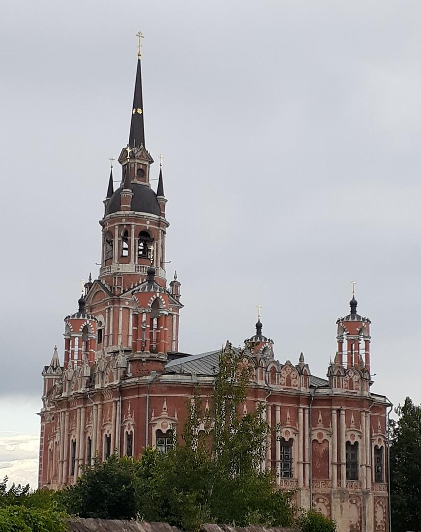 Никольский собор, город Можайск
